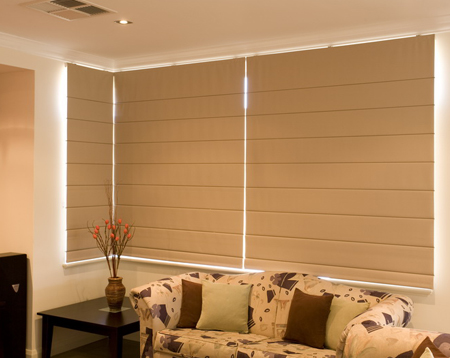 Roman Blinds Perth Wa Sun Block Blinds